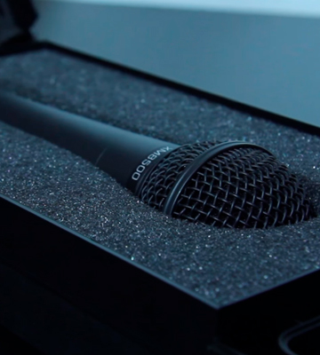 Review of Behringer Ultravoice XM8500 Dynamic Cardioid Vocal Microphone