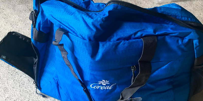Review of Coreal Duffle Bag Sports Gym
