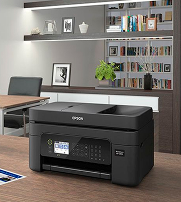 Review of Epson WorkForce WF-2850DWF Print/Scan/Copy/Fax Wi-Fi Printer