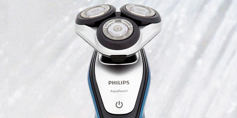 Review of Philips AquaTouch S5420/06 Wet and Dry Men's Electric Shaver