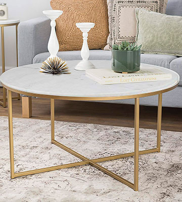 5 Best Marble Coffee Tables Reviews Of 2019 In The Uk