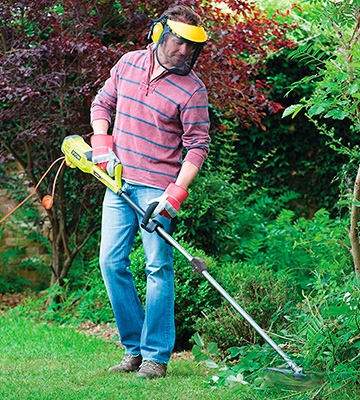 Review of Ryobi RBC1226I Electric 2-in-1 Brush Cutter