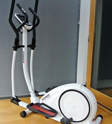 Review of Hammer Crosstech XTR Programmable Cross Trainer