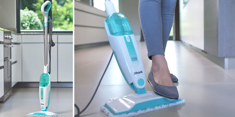 Review of Shark S1000UK Steam Mop