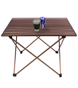 Trekology Portable Camping Table Aluminum Table Top