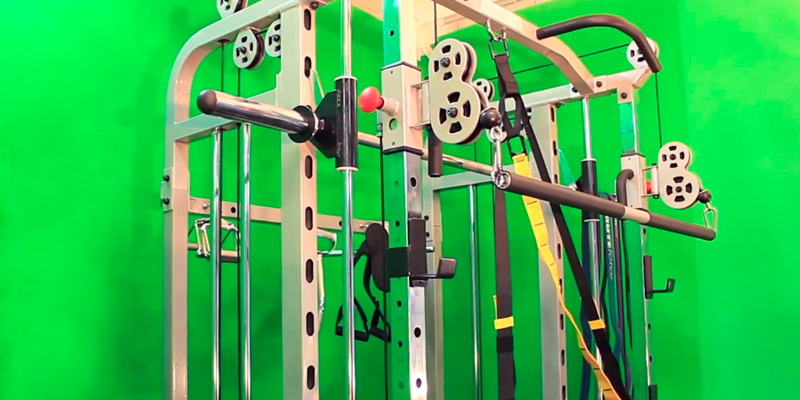 Review of We R Sports XRT-CAG-10 Commercial Power Rack