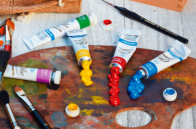 Best Acrylic Paints