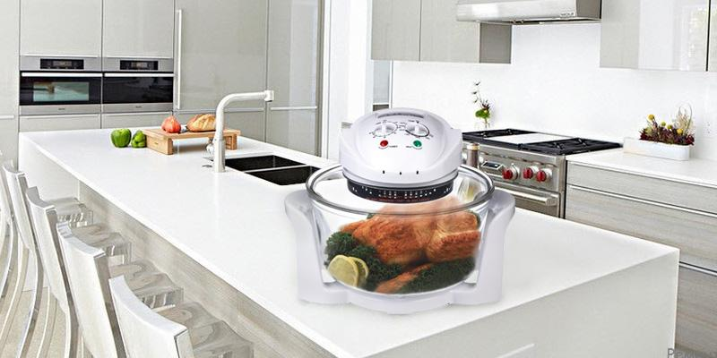 Detailed review of Andrew James AJ000186 Halogen Oven In White