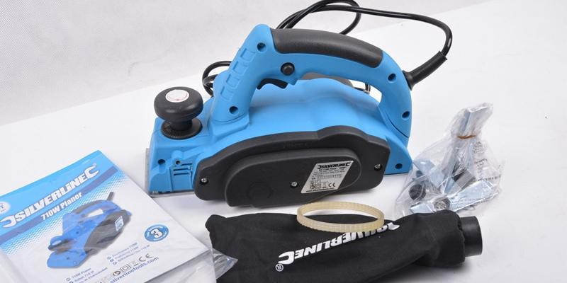 Review of Silverline 128891 Planer with Twin Reversible Cutting Blades