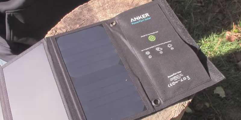 Review of Anker AK-A2422011 PowerPort Solar Lite
