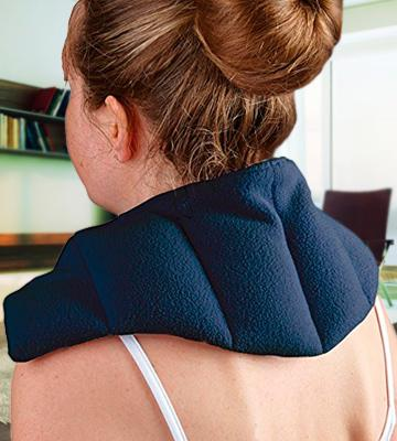 Review of Tiens Microwave Wheat Pack Universal Neck and Shoulder Heat Pad
