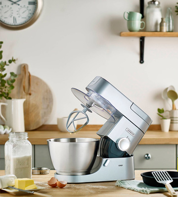 Review of Kenwood Chef KVC3100W Stand Mixe