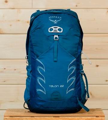 Review of Osprey Talon 22 Hiking Pack