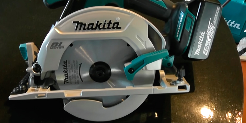 Review of Makita DHS680Z Brushless 18 V Li-ion Circular Saw, 165mm