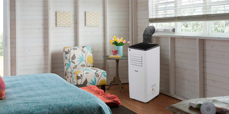 Review of Pifco P40013 Portable 3-In-1 Air Conditioner 9000 BTU