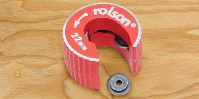 Review of Rolson Tools 22408 Copper Pipe Cutter, 22 mm