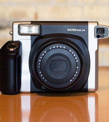 Review of Fujifilm Instax Wide 300 Instant Camera Bundle with 10 Shots