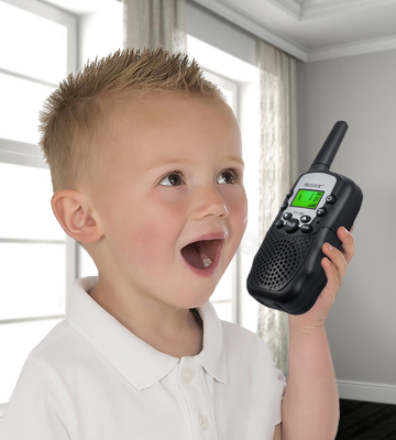 Review of Proster PST004-ES Children Walkie Talkies