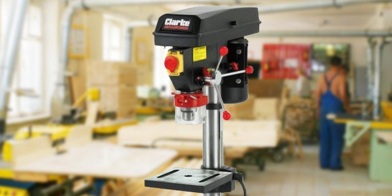 Detailed review of Clarke CDP152B Bench Drill Press