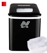 NETTA NT-BK Ice Maker Machine