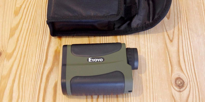 Detailed review of Eyoyo Waterproof Golf RangeFinder