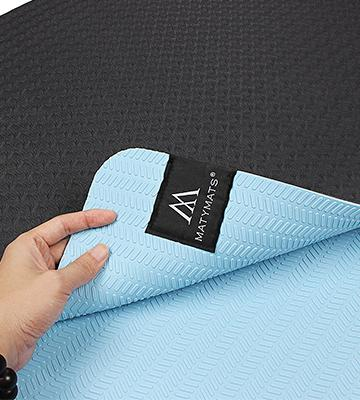 Review of Goture Non-Slip TPE Material Yoga Mat