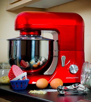 Review of Andrew James Electric Food Stand Mixer