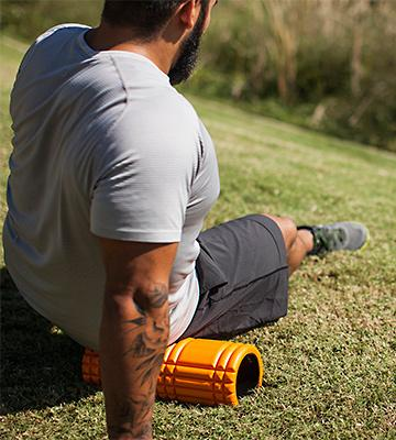 Review of TriggerPoint GRID Foam Roller with Free Online Instructional Videos