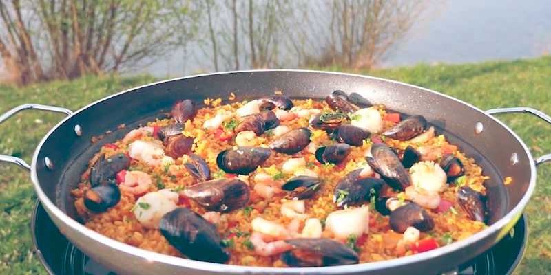 Review of Cadac 5758 Paella Pan