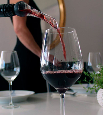 Review of BARVIVO COMINHKG087415 Wine Aerator and Wine Saver Pump