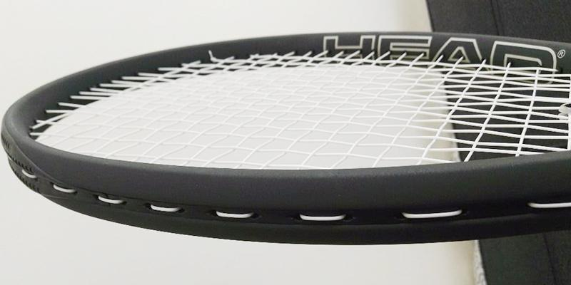 Head Ti.S6 Titanium Tennis Racket in the use