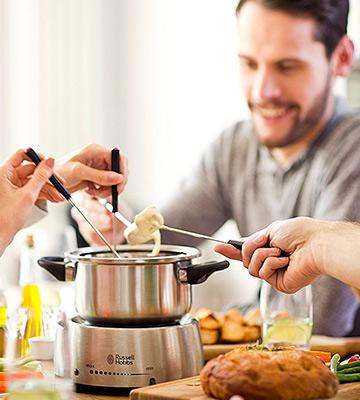 Review of Russell Hobbs 22560 Electric Fondue Maker