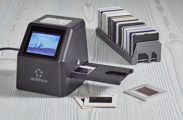 Best Slide Scanners