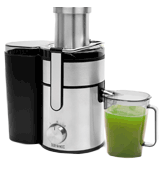 Duronic JE10 Centrifugal Juicer Machine