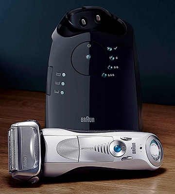 Review of Braun Series 7 7898cc Electric Shaver