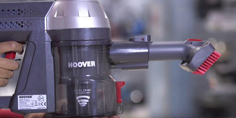 Review of Hoover FD22G Cordless Stick Vacuum Cleaner