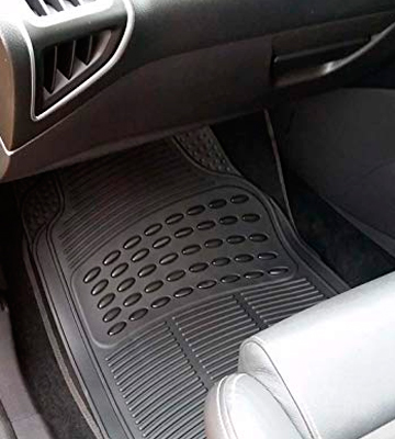 Review of XtremeAuto Heavy Duty Rubber Front & Rear Car Mats
