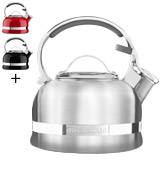 KitchenAid KTST20SBST 1.9 L Stainless Steel Stove Top Kettle