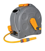 Hozelock 24150000 Compact 2in1 Reel with Hose