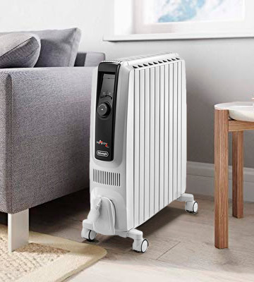 Review of De'Longhi TRDX41025E Oil Filled Radiator
