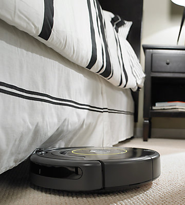 Review of iRobot Roomba 612 Vacuum Cleaning Robot