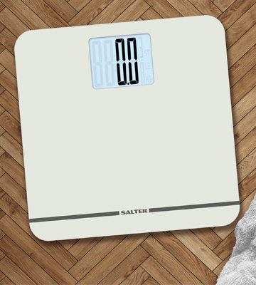 Review of Salter MAX 250kg Capacity Electronic Bathroom Scale