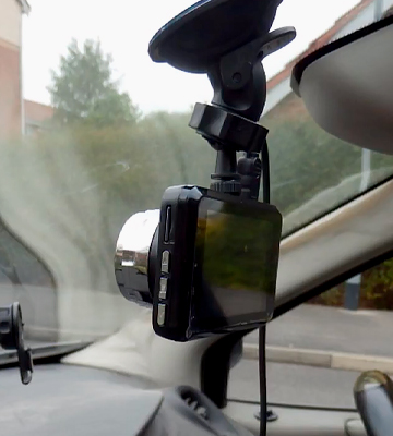 Review of ORSKEY 1080P Car Camera with Night Vision and Motion Detection