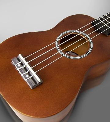 Review of Tiger Music Natural Soprano Ukulele