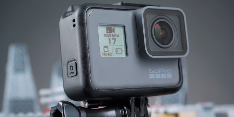 Review of GoPro Hero6 Black (CHDHX-601) Action Camera