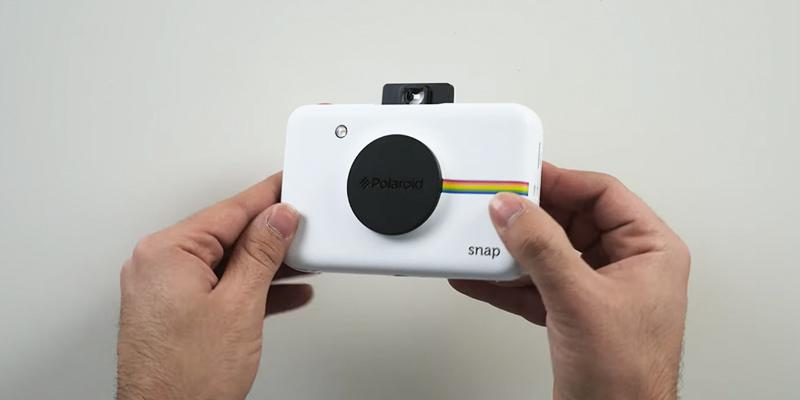 Review of Polaroid Snap Instant Digital Camera wih ZINK Zero Ink Printing Technology