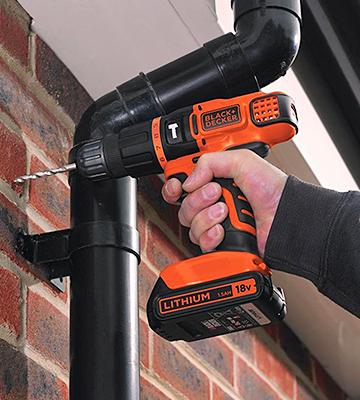 Review of Black & Decker EGBL188K-GB 18 V Lithium Ion 2 Gear Hammer Drill