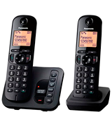 Panasonic KX-TGC222EB Digital Cordless Phone