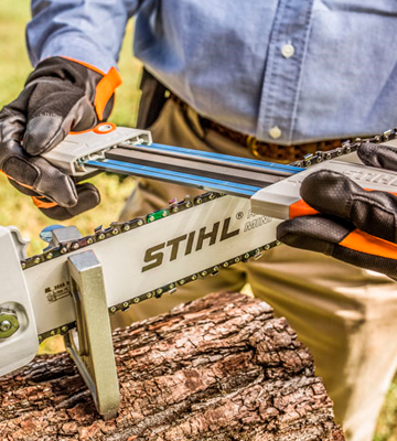 Review of Stihl 56057504303 Chainsaw Sharpener