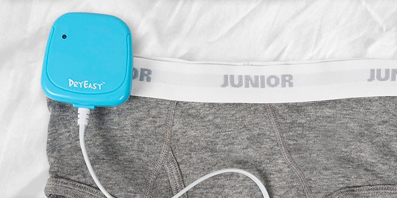 Review of DryEasy Wireless Bedwetting Alarm with 6 Selectable Sounds